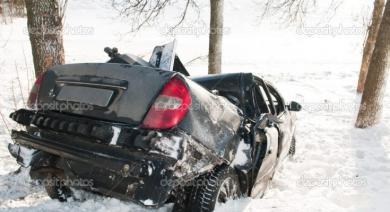 Grav accident pe drumul Turnu Magurele - Alexandria.