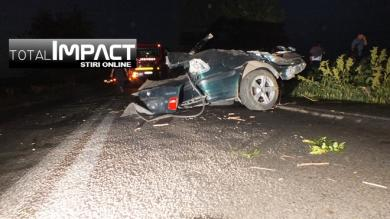 Asa arata BMW-ul implicat in accident! foto:totalimpact