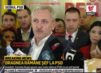 Ultima ora: Un PSD-ist a fost exclus din partid pentru că nu are dosar penal.