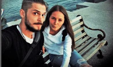 Alexandra si Mataev.