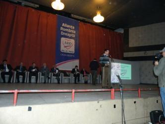 Lansarea candidatilor ARD Teleorman  Foto: Teleormannews.ro