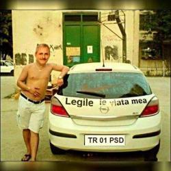 Legile ie viata mea - Liviu Dragnea.