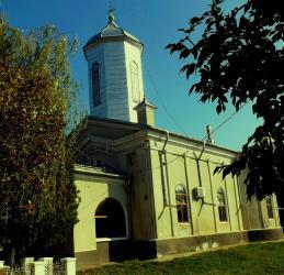 Biserica Odaia.