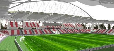 Nebunie si prostie - Victor Dragusin, primarul Alexandriei - Stadionul va reduce somajul.