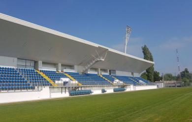 Stadionul lui Dragnea.