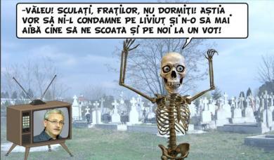 Fanii lui Liviu Dragnea îi scriu preşedintelui!