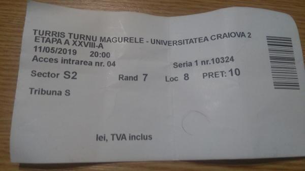 Bilet Turris.