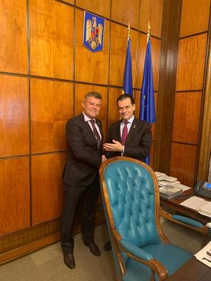 Ludovic Orban si Claudiu Cracea