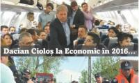"""Fonta îl acuză pe Cioloș de plagiat: """"Eu am mers primul la Economic!"""""""