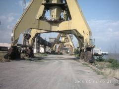 portul Turnu-Magurele