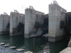 Barajul de la Izbiceni