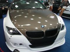 BMW tunat