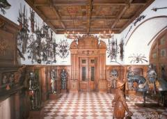 Castelul Peles-Sala armelor