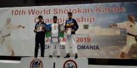 CAMPIONI NONDIALI LA KARATE Shotokan WSF